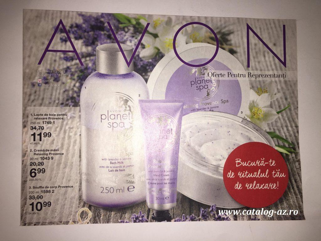 Catalog Avon Oferte Pt Reprezentanti C3 2019