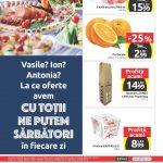 Carrefour Ne putem sarbatorii in fiecare zi 03 – 09 Ianuarie 2019
