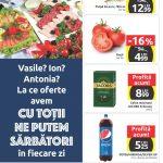 Carrefour Produse Alimentare 10 – 16 Ianuarie 2019