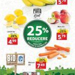 Lidl Reduceri la Fructe si Legume BIO 04 – 10 Februarie 2019