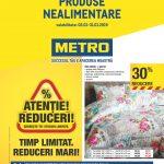 Metro Atentie Reduceri 02 Ianuarie – 01 Februarie 2019