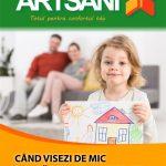 Artsani Caminul Perfect 01 – 15 Februarie 2019