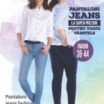 TXM Pantaloni Jeans 07 – 20 Februarie 2019