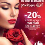 Carrefour Reduceri Gama de Machiaj 01-13 Martie 2019