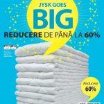 JYSK Goes Big cu Reduceri de pana la 60% 01-13 Martie 2019