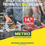 Metro Produse Proaspete 27 Martie – 02 Aprilie 2019