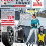Selgros Auto & Tehnic 15 Martie – 11 Aprilie 2019