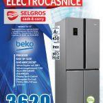 Selgros Electrocasnice 29 Martie – 25 Aprilie 2019