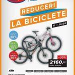 Hervis Sports Oferte la Biciclete 11 – 14 Aprilie 2019