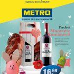 Metro Cadouri de Paste 01-30 Aprilie 2019