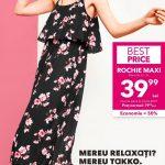 Takko Fashion Oferta Rochie Maxi si alte surprize in Martie 2019