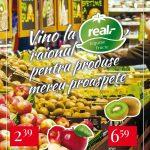 Real Vino la Raionul de Produse Proaspete in Mai 2019