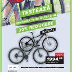 Hervis Sports Ai reduceri la Biciclete 16 – 19 Mai 2019