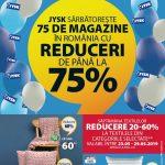 JYSK 75 Magazine in Romania 23 Mai – 05 Iunie 2019