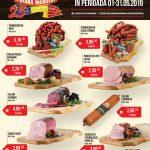 Sergiana Noi Produse Alimentare in luna Mai 2019