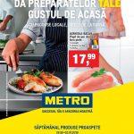 Metro Produse Proaspete 26 Iunie – 02 Iulie 2019