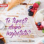 Profi Te Topesti dupa Inghetata 09 Iulie 2019