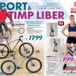 Selgros Sport si Timp Liber 07 Iunie – 04 Iulie 2019