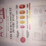 Avon Cel mai bun Discount din Campania 10 2019
