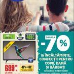 Cora Reduceri la Incaltaminte si Confectii 13 August 2019