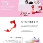 Fashion Days The shoe Edit Sandale si Pantofi 2019