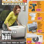 Hornbach Renovarea baii August 2019