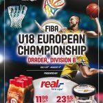 Real U18 European Championship 18 Iulie – 07 August 2019