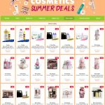elefant.ro Cosmetics Summer Deals 2019