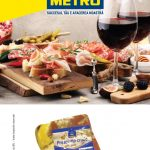 Metro Alimentare 01 August – 01 Septembrie 2019