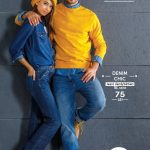 Carrefour Denim 19 Septembrie – 02 Octombrie 2019