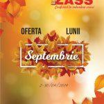 Cora Oferte Produse Zass in Septembrie 2019