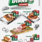 Diana Supermarket Produse Proaspete in Septembrie 2019
