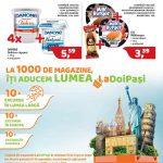 La Doi Pasi Excursii si Cadouri 05 – 30 Septembrie 2019
