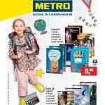 Metro Produse pentru un an nou scolar fericit Septembrie 2019
