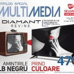 Selgros Multimedia 13 Septembrie – 10 Octombrie 2019