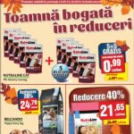 Zoomania Toamna bogata in reduceri 19 Septembrie – 31 Octombrie 2019