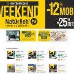 Naturlich Oferte de Weekend la Mobilier si Decoratiuni 2019