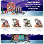 The Body Shop Beauty Advent Calendar Iarna 2019 – 2020