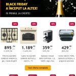 Altex Black Friday 2019 – Oferte 01 Noiembrie – 04 Decembrie 2019