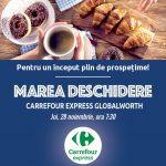 Carrefour Express Bucuresti Globalworth 28 Noiembrie – 4 Decembrie 2019