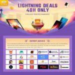 GearBest Lighting Deals un fel de Black Friday 2019
