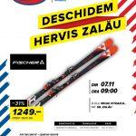 Hervis Sport Zalau 07 – 19 Noiembrie 2019