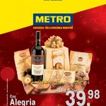 Metro Cadouri de Craciun 01 Noiembrie – 31 Decembrie 2019