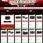 PC Garage Black Friday 2019 – Black Weekend de Gaming