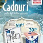 Selgros Cadouri 29 Noiembrie – 24 Decembrie 2019