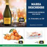 Carrefour Express Iasi Dacia 19 – 26 Decembrie 2019