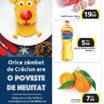 Carrefour Piatra Neamt Oferta Craciun 19 – 26 Decembrie 2019