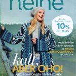 Heine Tendinte pentru Temperaturi Scazute 2019 – 2020