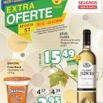 Selgros Baneasa Extra Oferte Food 13 Decembrie – 01 Ianuarie 2020