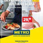 Metro Produse Proaspete 22 – 28 Ianuarie 2020